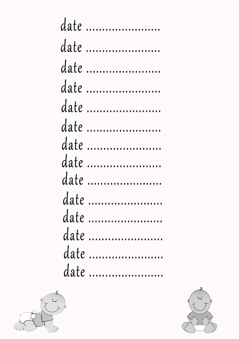 carte de visite Date-110