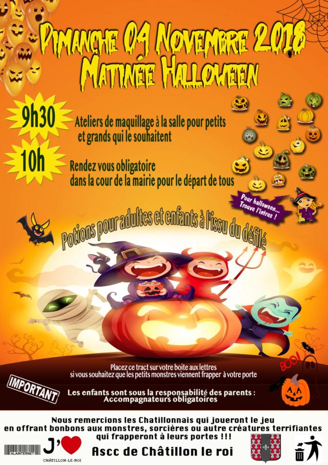 Affiche association Halloween 2018 Halowe14