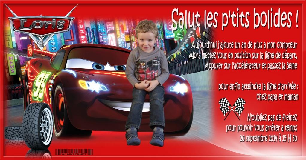 ANNIVERSAIRE CARS PLANES Invita10