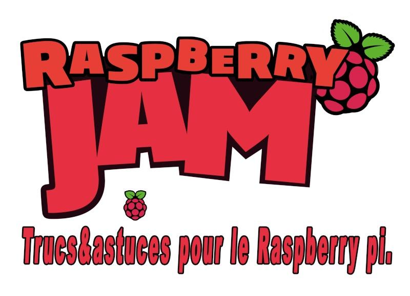 Logos et bannières site Raspberry pi Jamlog10