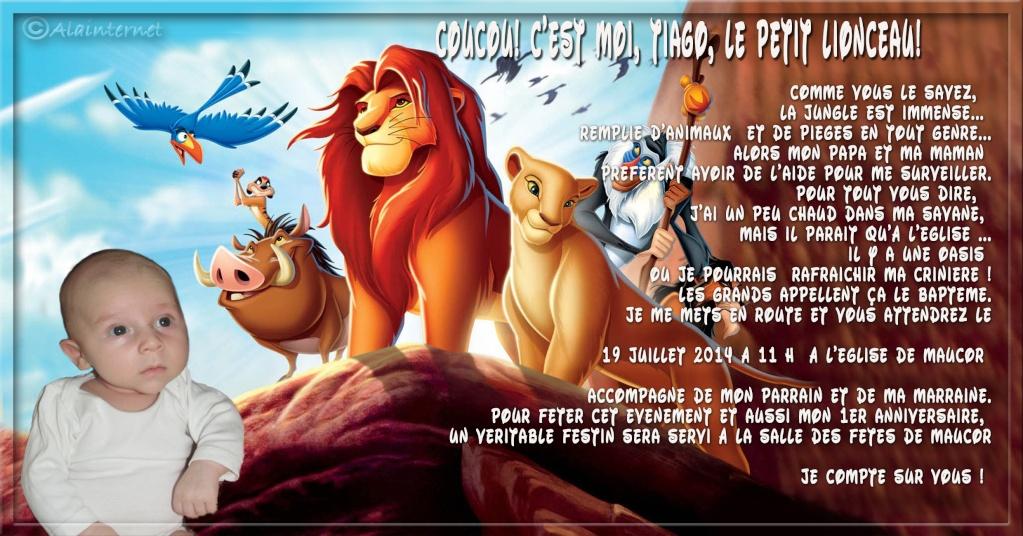bapteme de mon loulou Lion-110