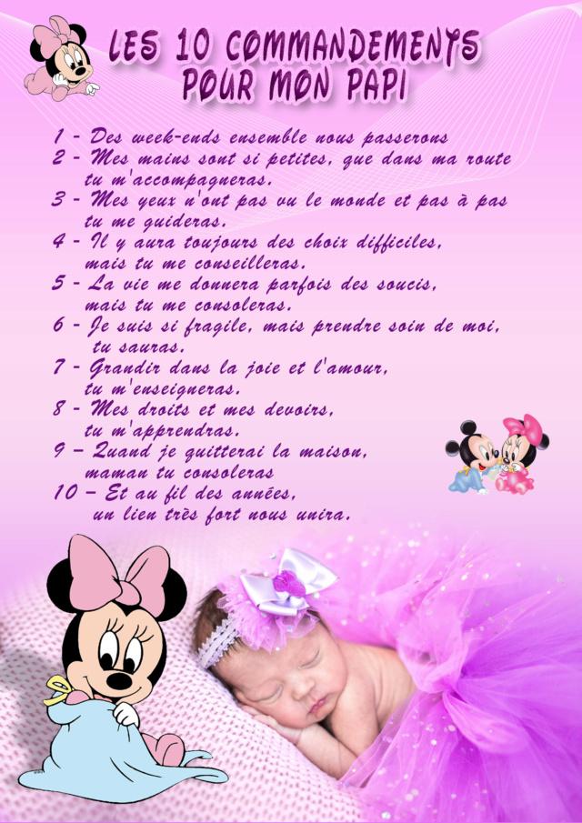 10 commandements papi et mamie Papi10