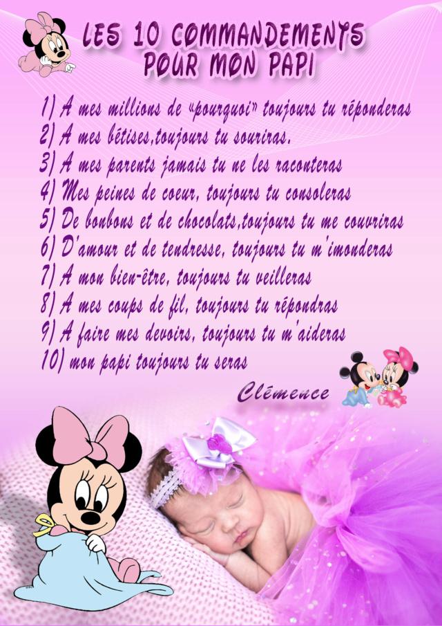 10 commandements papi et mamie Papi12
