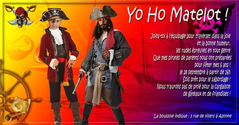 anniverssaire pirate Pirate15