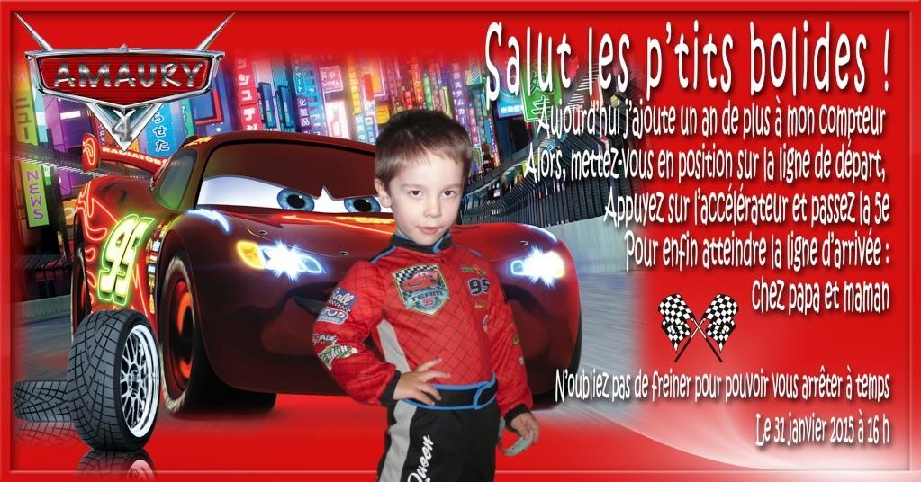 photo montage pour l'anniversaire de mon fils theme cars Sans_401