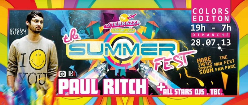 The Summer Fest- seconde édition Summer11