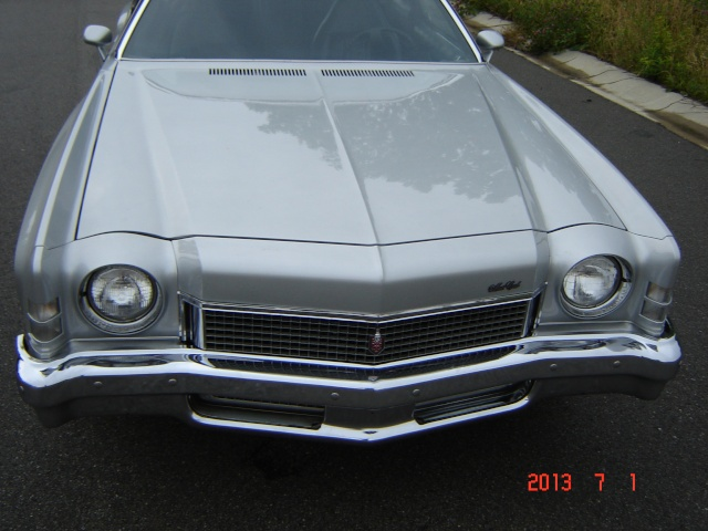 Update :1973 Monte Carlo Body off frame resto Dsc02822