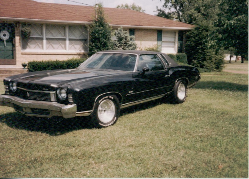 Update :1973 Monte Carlo Body off frame resto Scanne10