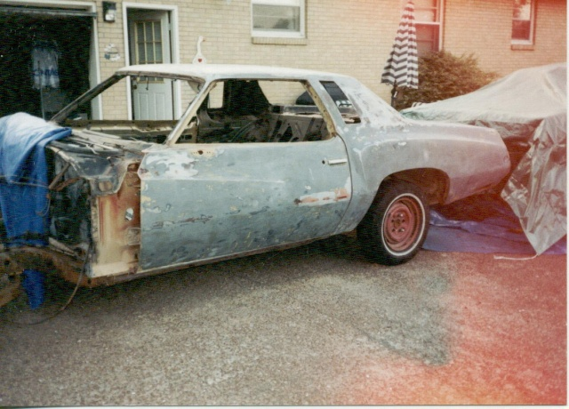 Update :1973 Monte Carlo Body off frame resto Scanne19