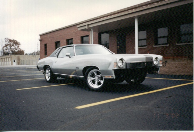 Update :1973 Monte Carlo Body off frame resto Scanne31