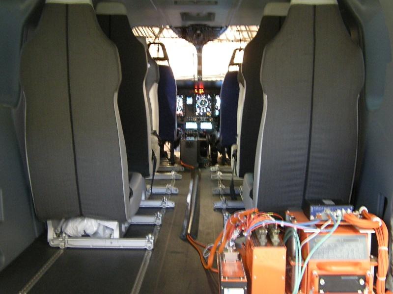 EC 145 T2 et aménagement Busher Dscn0514
