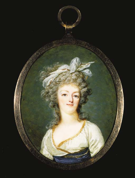 Marie-Antoinette in Art - Page 5 D3103510