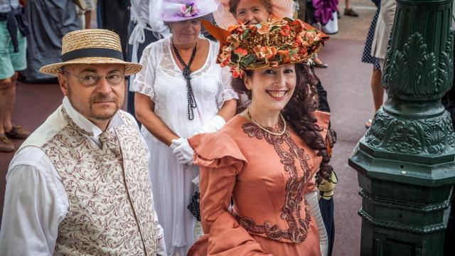 Cabourg à la Belle époque 2014, les photos 80-ama10