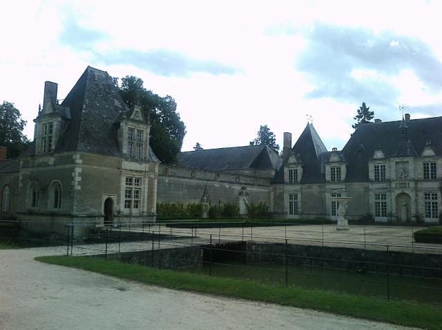 Château de Villesavin, 10 aout 2014, les photos Cimg2910