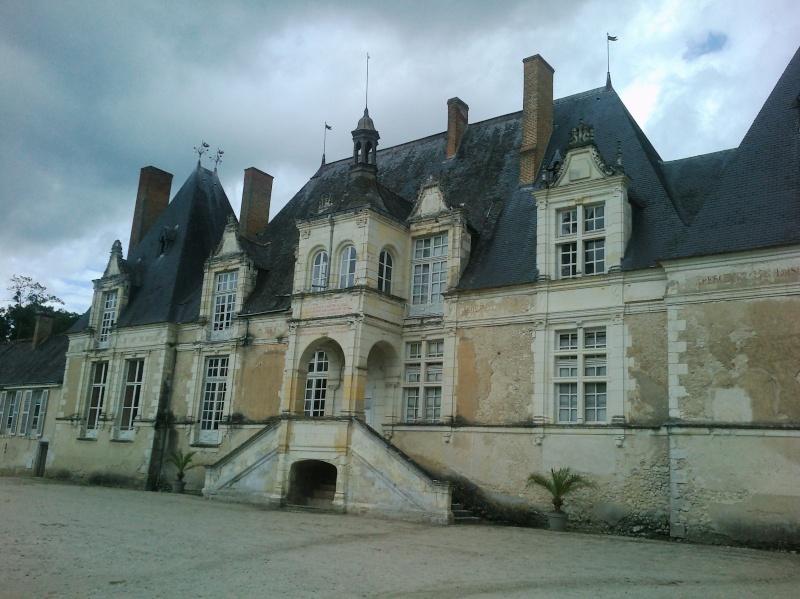 Château de Villesavin, 10 aout 2014, les photos Cimg2912