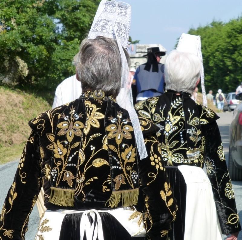 costumes à Locronan le 14 juillet 2013 Raduit15