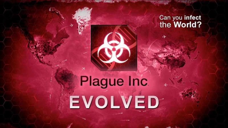 Plague Inc : Evolved Plague10