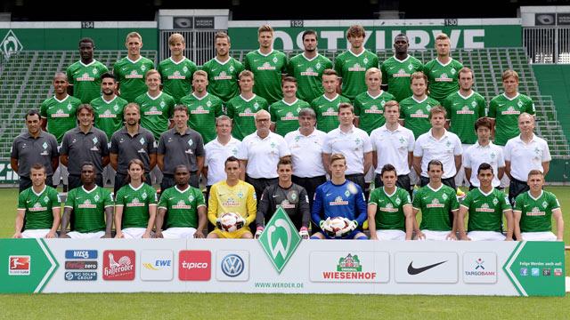 16. Spieltag: Letztes Heimspiel des Jahres gegen sympathische Bremer Werder10