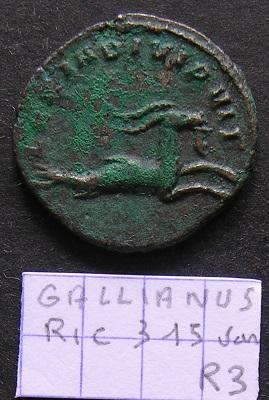 Quelques Gallienus... Dscn7113