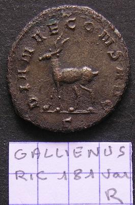 Quelques Gallienus... Dscn7119