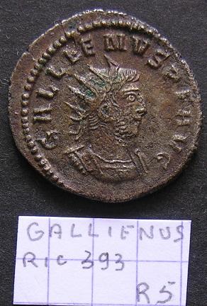 Quelques Gallienus... Dscn7125