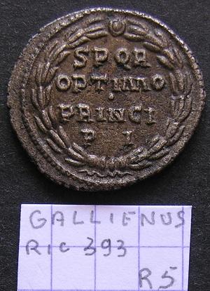 Quelques Gallienus... Dscn7126