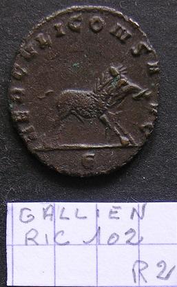 Quelques Gallienus... Dscn7311