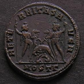 Constantinus I à Marcianus Dscn7515