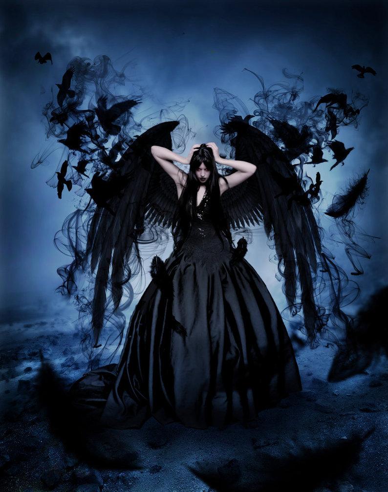 Espada sword Emperatriz del cuervo Raven_10