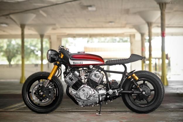Virago XV750 by Greg Hageman Yamaha10