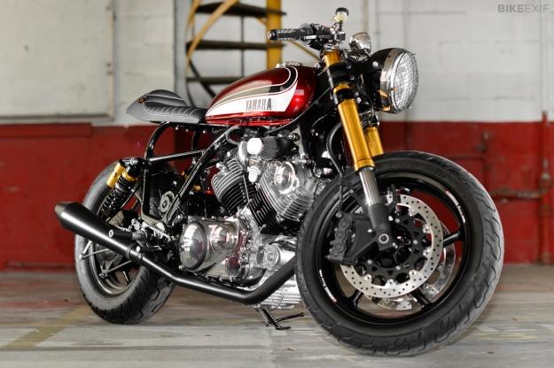 Virago XV750 by Greg Hageman Yamaha14