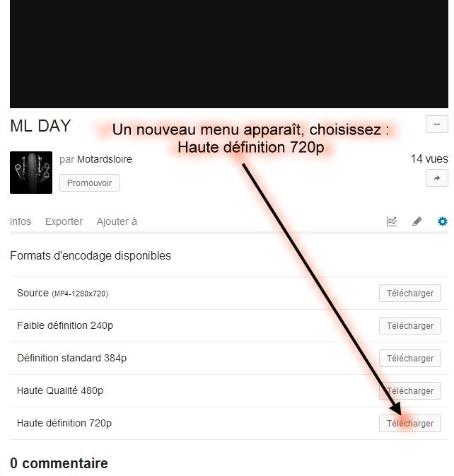 TELECHARGEZ UNE DE NOS VIDEOS EN HD A710
