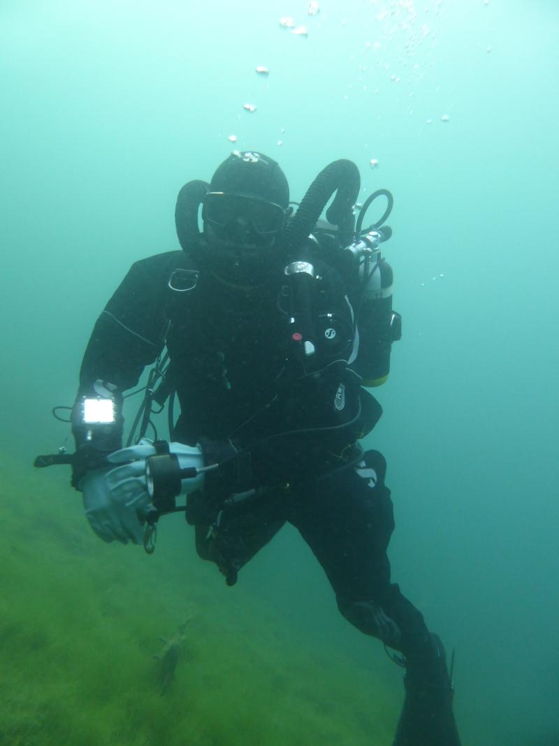 plongée à Holtzheim  Gravière du Fort Alsace  P1050614