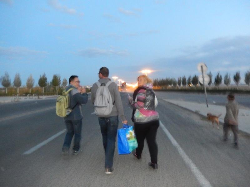 Passage de notre 20 ème frontière le 24/09/2014. Dscn9013