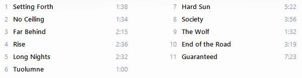 Eddie Vedder - Into The Wild (iTunes Match M4A) (Exclusive) - 2007 Trackl10