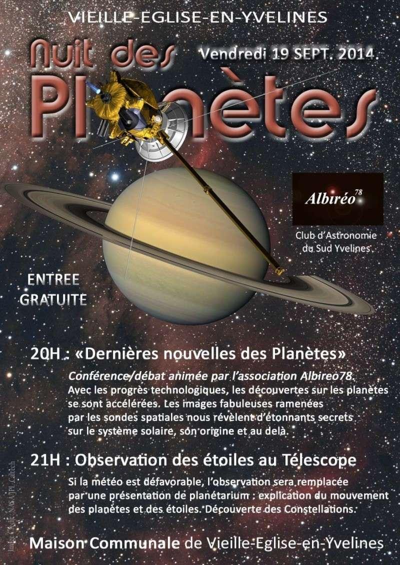 La nuit des planètes Affich10