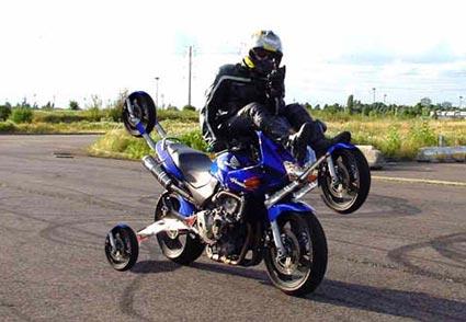 Pour ceux qui ne sont pas sûrs en moto Humour10