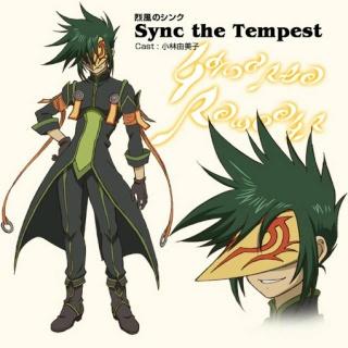 Tales of the Abyss (テイルズ オブ ジ アビス, Teiruzu obu ji Abisu) Sync10