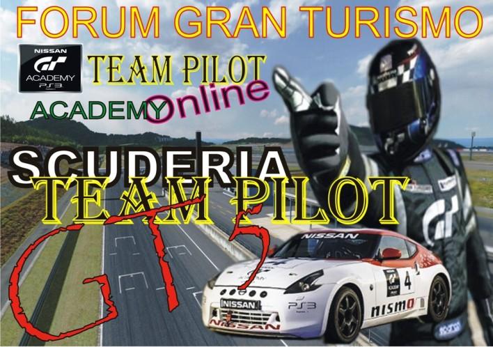 TEAM PILOT GT GRAN TURISMO