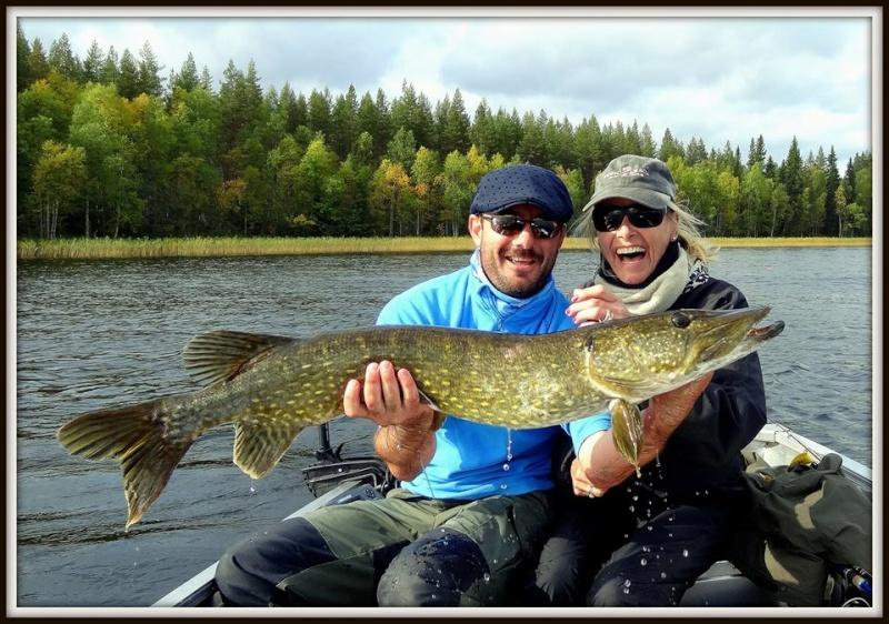 Séjour Suède et blog : Fishing Aventures  Alban_13
