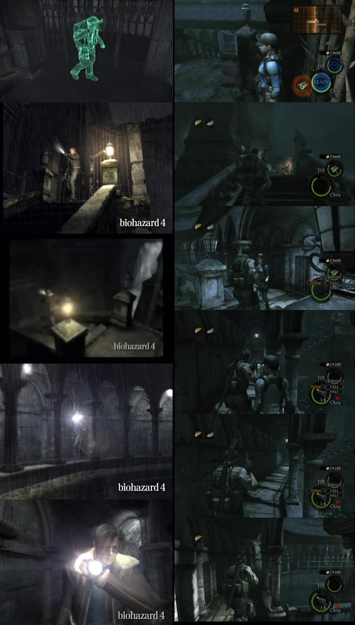 Resident Evil Secrets - Page 3 Re35vs10
