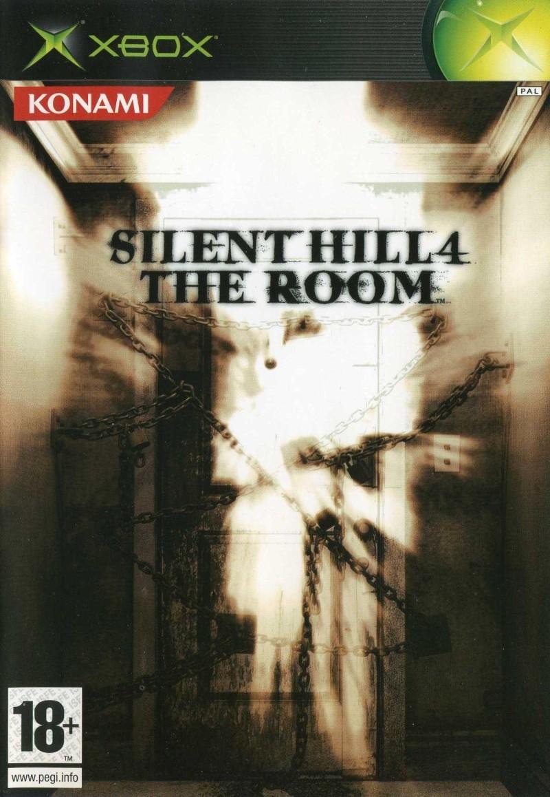 Silent Hill 4: The Room (Konami, 2004) Silent10