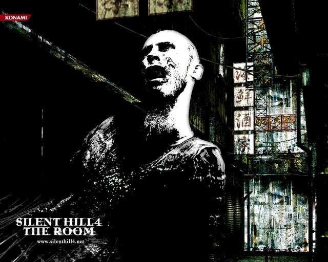 Silent Hill 4: The Room (Konami, 2004) Silent11