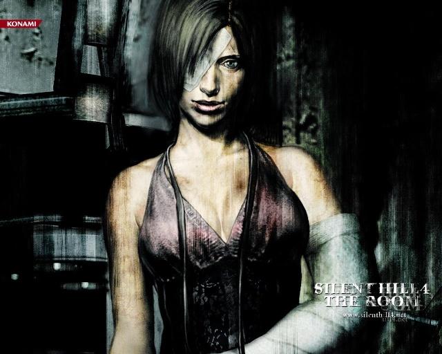 Silent Hill 4: The Room (Konami, 2004) Silent12