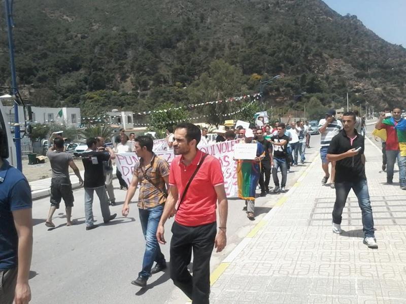Aokas: Marche contre l'inquisition pour la liberté de conscience 05 Juillet 2014 10520028