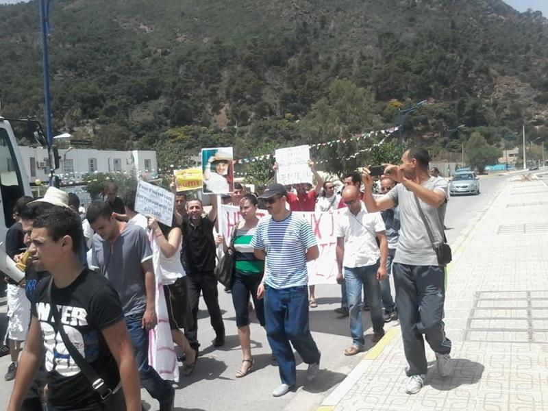 Aokas: Marche contre l'inquisition pour la liberté de conscience 05 Juillet 2014 10520030