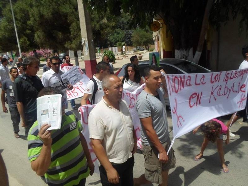 Aokas: Marche contre l'inquisition pour la liberté de conscience 05 Juillet 2014 10520033
