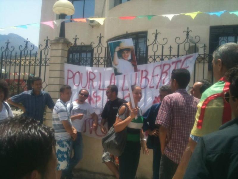 Aokas: Marche contre l'inquisition pour la liberté de conscience 05 Juillet 2014 10520035