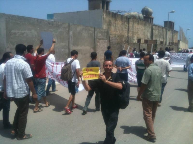 Aokas: Marche contre l'inquisition pour la liberté de conscience 05 Juillet 2014 10520037