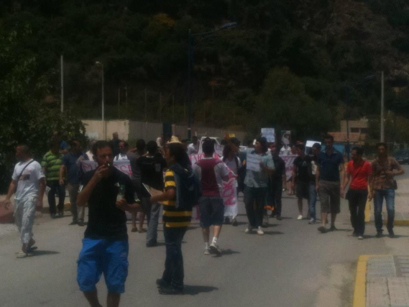 Aokas: Marche contre l'inquisition pour la liberté de conscience 05 Juillet 2014 10520042